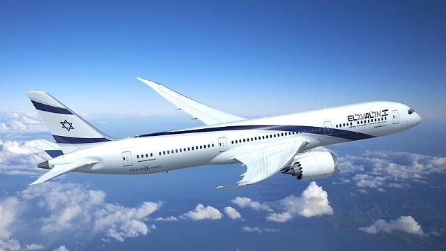 Image result for EL AL Israel Airlines Boeing 787 Dreamliner