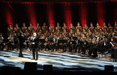 Red Army Choir coming to Israel