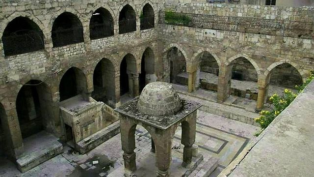 Israeli businessman aims to save Central Synagogue of Aleppo