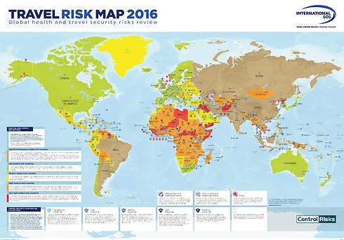 travel world most dangerous vacation destinations
