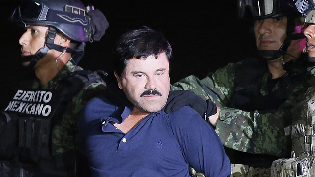 Exclusive: How Mexican drug baron El Chapo was brought down by