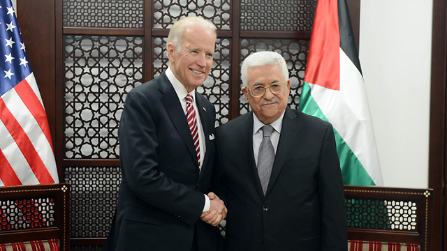 Abbas expresses condolences for American's death