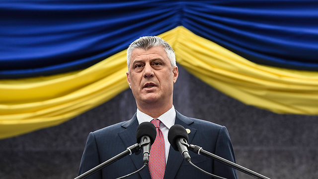 Image result for Hashim Thaçi