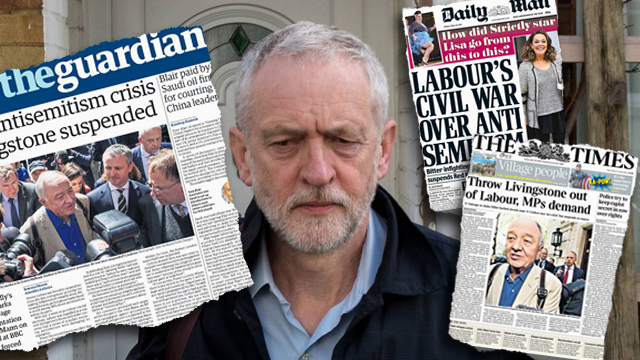 Image result for british labour party anti semitic