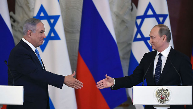 mexico and russia relationship with israel