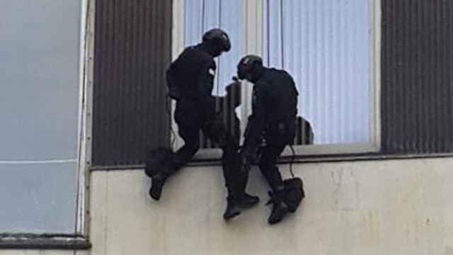 situation of terrorist hostage taking Ch12 - terrorism and hostage-taking incidents criminal violence and the boundaries between terrorist and other a situation where intermittent communications.