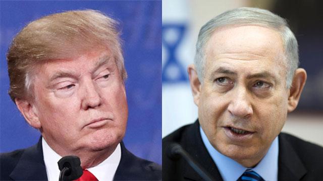 Resultado de imagem para trump netanyahu