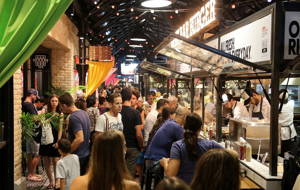 Five places not to miss in Sarona Market