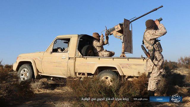 Land of terror: ISIS alive and kicking in Sinai