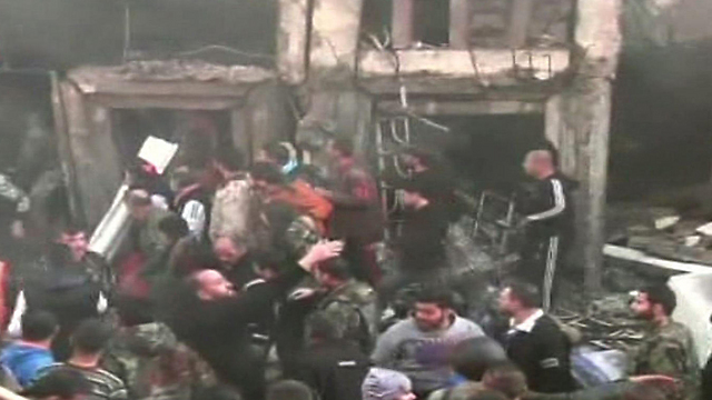 Deadly insurgent attack in Homs weighs on UN-led Syria talks