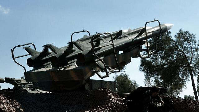 Syria S200 air defense ile ilgili görsel sonucu