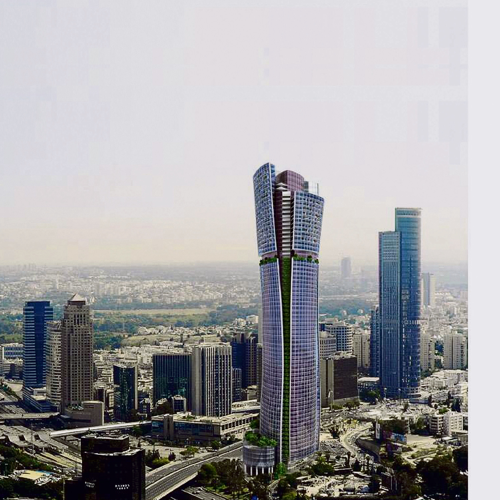The Highest Building In Israel Is Approved For Construction
