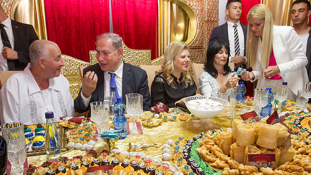 Israelis celebrate end of Passover with Mimouna feast