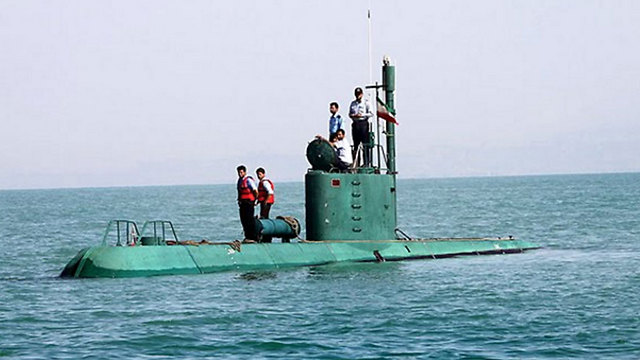 Iran Reportedly Tries And Fails To Launch Submarine Cruise