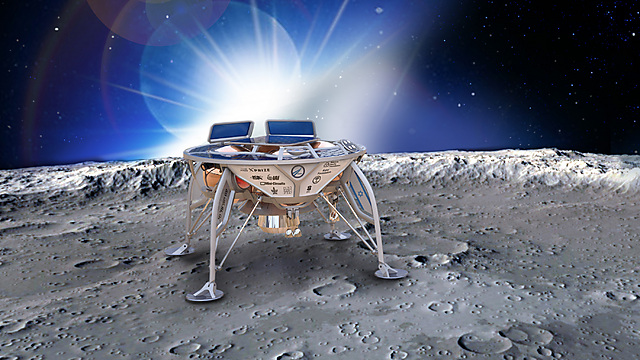 Israeli Spacecraft Ready For 2019 Moon Launch