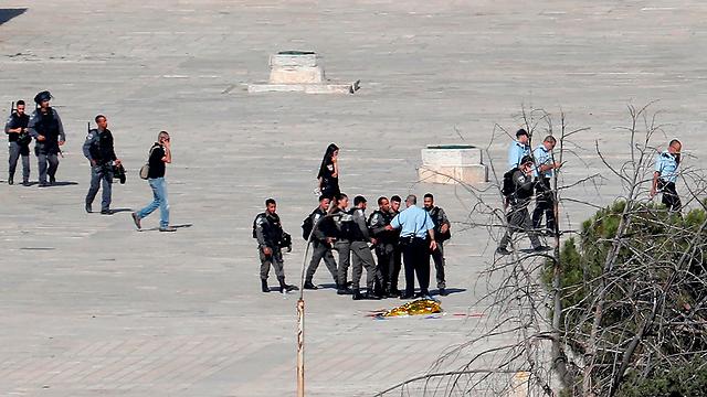 Jew Detector: Jordan Demands Israel Reopen Mosque