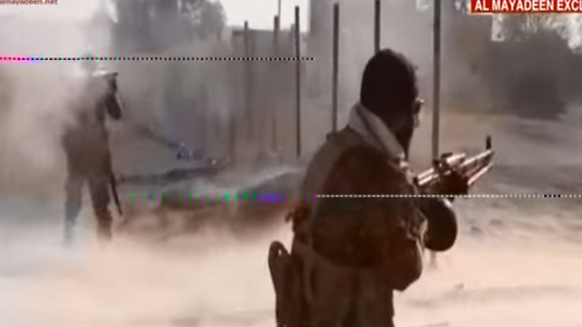 WATCH: Iranian soldiers fighting ISIS in Syria