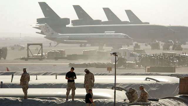 Afghanistan Partnership >> US Air Force upgrades Middle East command center