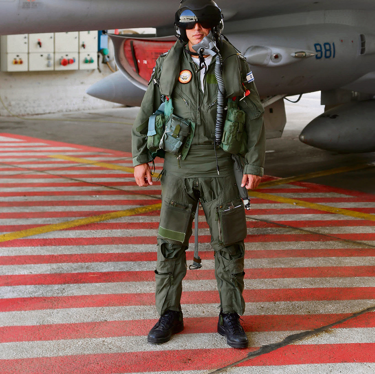 First Druze Becomes Combat Navigator In The Idf