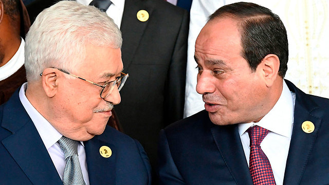 Report: Abbas agrees to Gaza ceasefire understandings