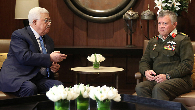 Mahmoud Abbas, the frequent flier