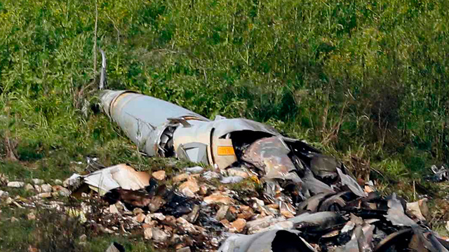 Two IAF pilots hurt after F-16 downed during retaliatory