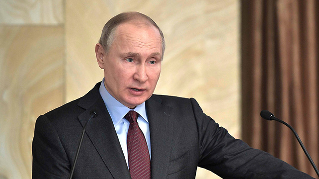 Image result for Jews may intervene in US presidential election, says Putin