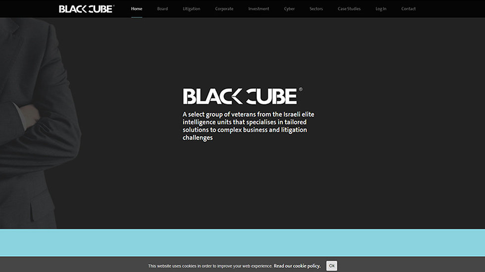 Report: Israeli firm Black Cube meddled in Hungary's elections