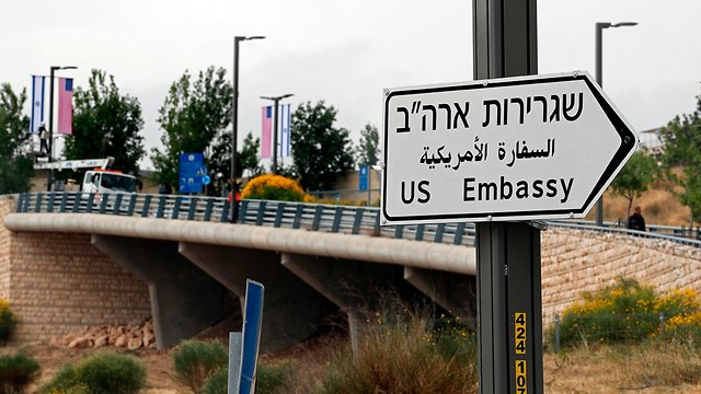 Image result for embassy list in Jerusalem