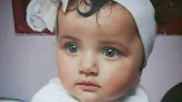 Infant taken off Gaza border casualties list
