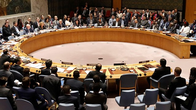 US changes tactics at UN: From defending Israel to offensive