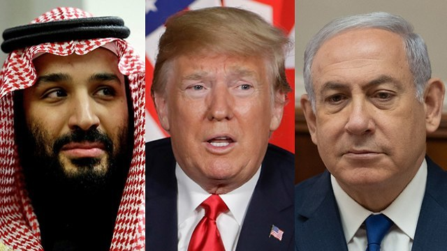 Trump's new Middle East agenda: Iran before Palestinians
