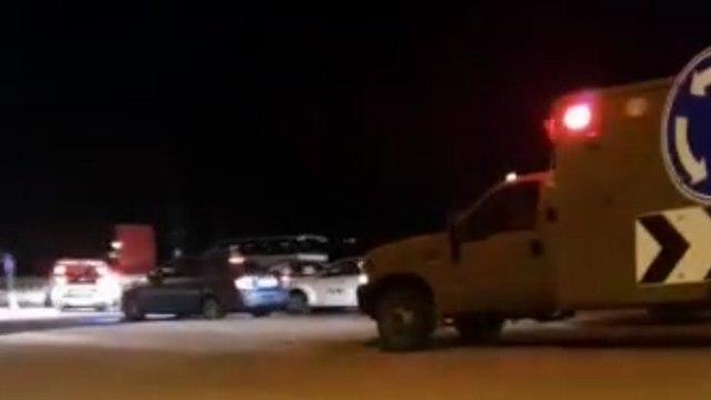 3 soldiers hurt in suspected car-ramming near Beitar Illit