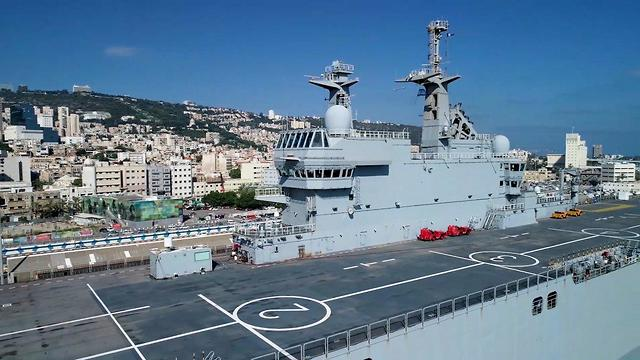 French ambassador lauds joint exercise with Israel Navy