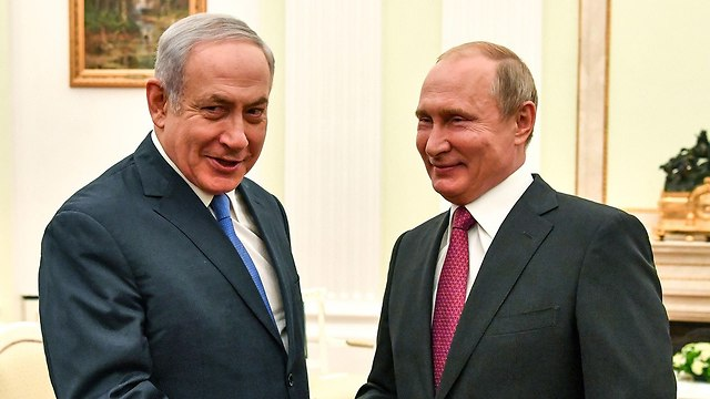 PM tells Putin Israel will 'thwart' any attempt to violate its sovereignty