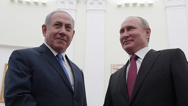 Israel to Russia: Assad's safe from us, but Iran must quit Syria