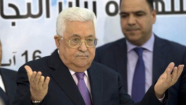 Abbas: No separate Palestinian state in Gaza
