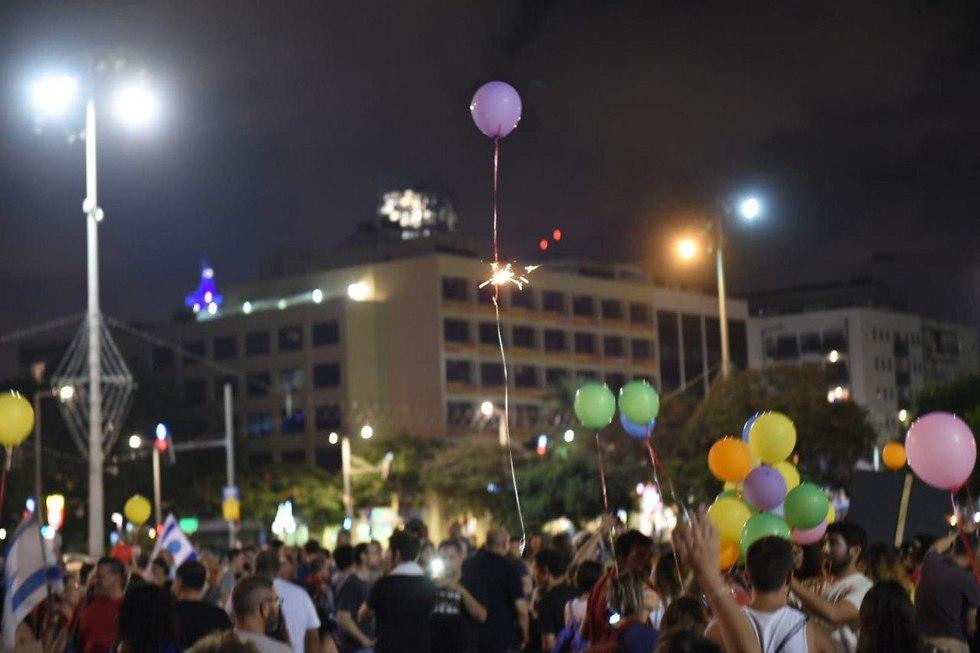 Gaza residents protest in Tel Aviv: 'We're not cannon fodder'