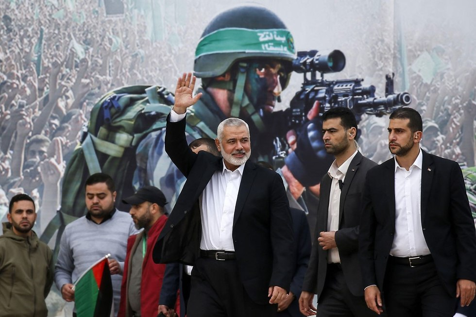 Hamas chief: IDF soldiers who enter Gaza will be caught or killed