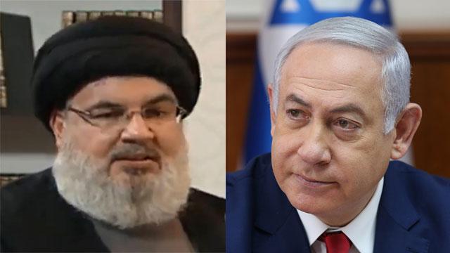 Image result for pm benjamin netanyahu and hassan arasllah