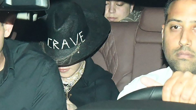 Madonna arrives in Israel ahead of Eurovision performance