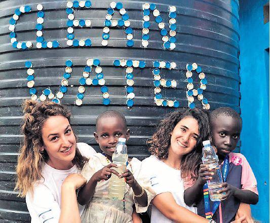 Young Israeli engineers bring clean water to Ugandan community