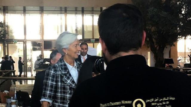 IMF chief in Bahrain: Palestinian economic growth must focus
