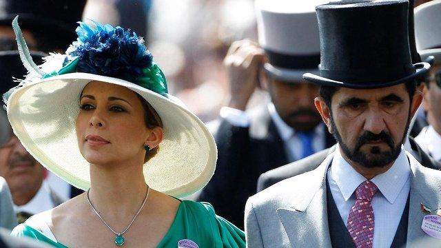 Jordanian princess and junior wife of Dubai's ruler escapes