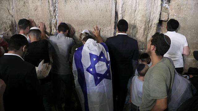 If I forget thee, O Jerusalem
