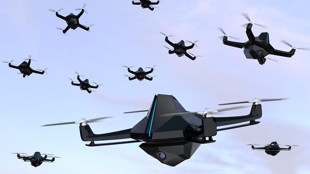 drone attack ile ilgili görsel sonucu
