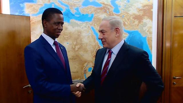 Israel denies Zambian president smuggled money, drugs during official visit