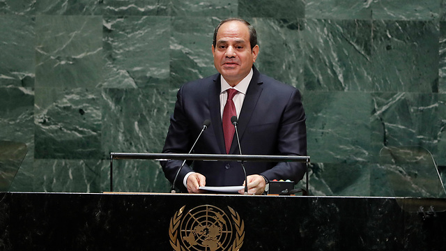 what does egypt s el sisi really want
