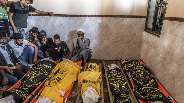 Israel to probe 'unexpected' civilian casualties in Gaza strike