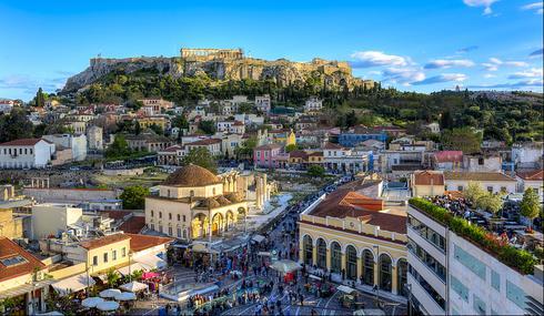 Афины, Греция. Фото: shutterstock
